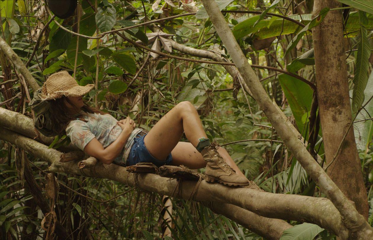 Vimala Pons actress / Tarzan / La Loi de la jungle / Antonin Peretjatko 2016