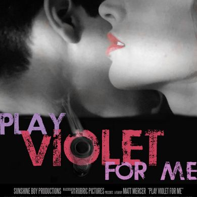 Najarra Townsend | Play Violet for Me | Movie Poster / Affiche film