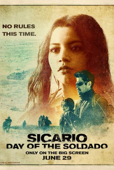 Isabela Moner | Sicario 2: Day of the Soldado / Stefano Sollima