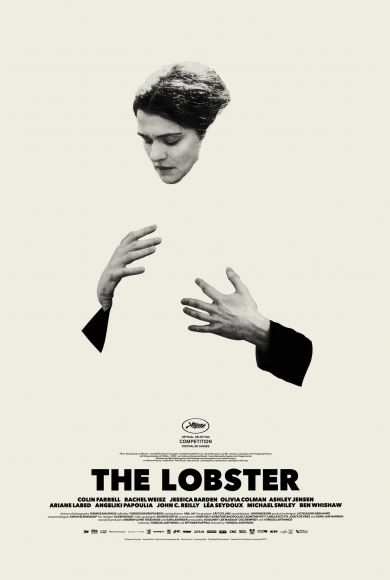 Rachel Weisz | The Lobster / Yorgos Lanthimos Movie Poster / Affiche film 2015