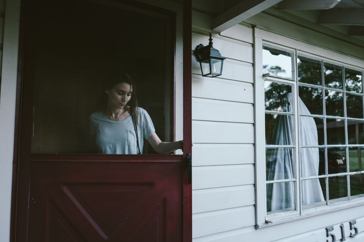 Rooney Mara actress | A Ghost Story | David Lowery