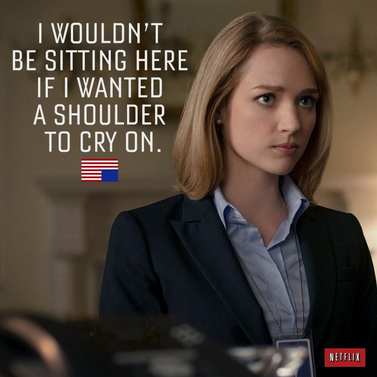 Kristen Connolly | House of Cards : Christina Gallagher | NETFLIX 2013