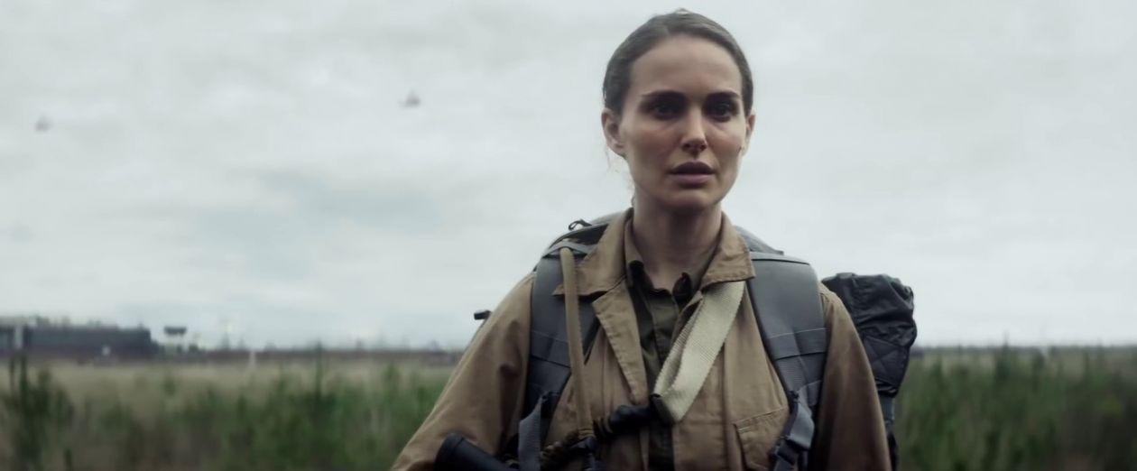 Natalie Portman / Annihilation / Alex Garland 2018