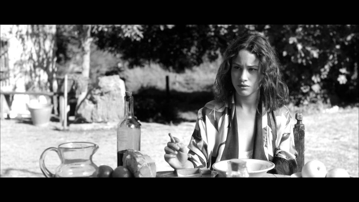 Aida Folch actress actrice comédienne / 2013 : L'Artiste et son modèle / Fernando Trueba