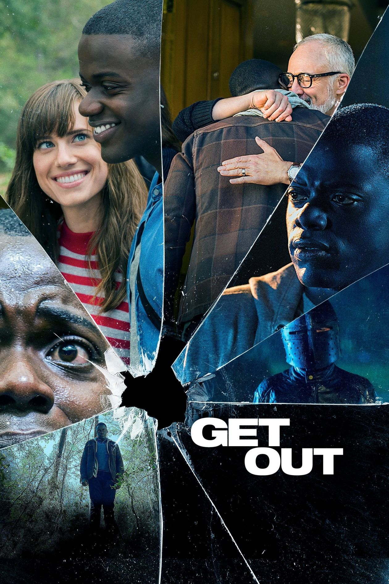 Allison Williams actress | Get Out / Jordan Peele 2017 Movie Poster