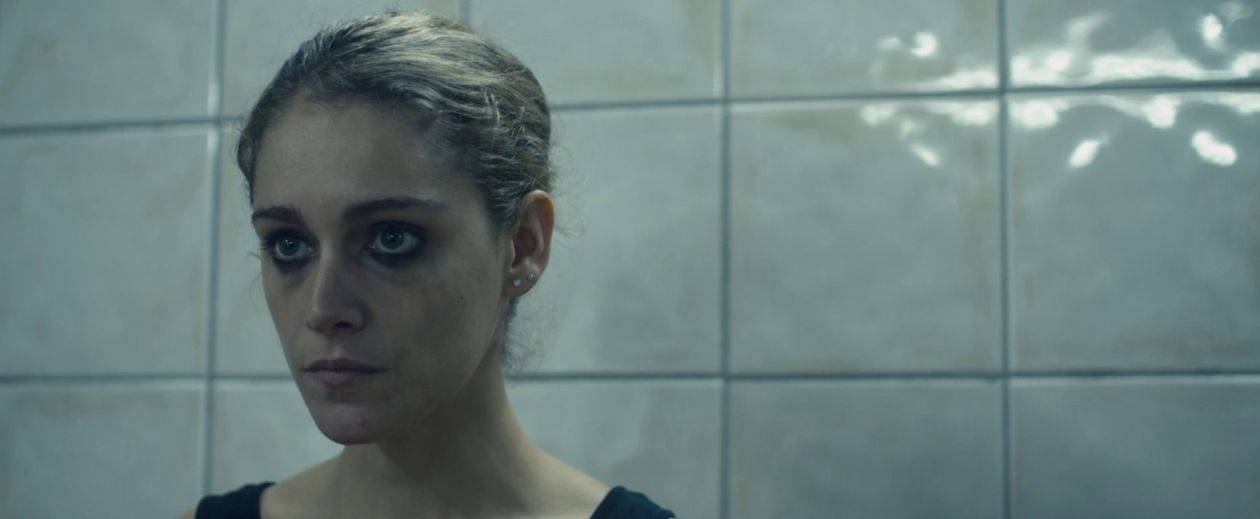 Ariane Labed actress actrice comédienne / Alps / Yorgos Lanthimos 2011