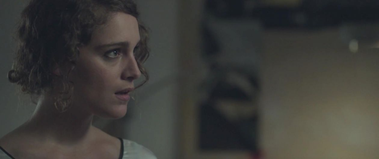 Ariane Labed actress actrice comédienne / Intimate Semaphores / High and Dry T.J. Misny 2014