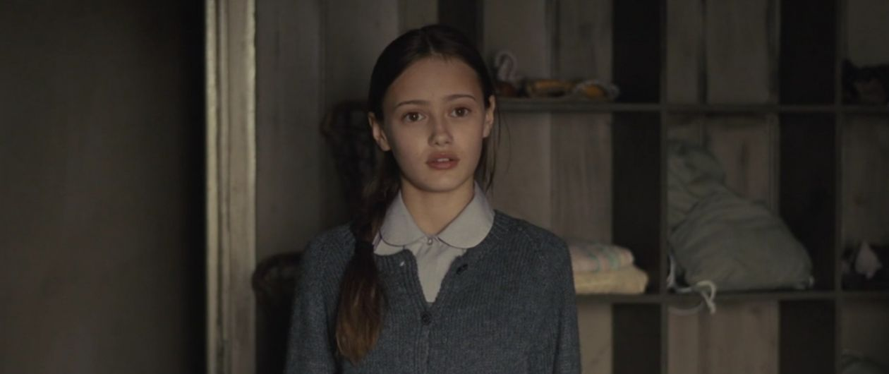 Ella Purnell actress | Never Let Me Go