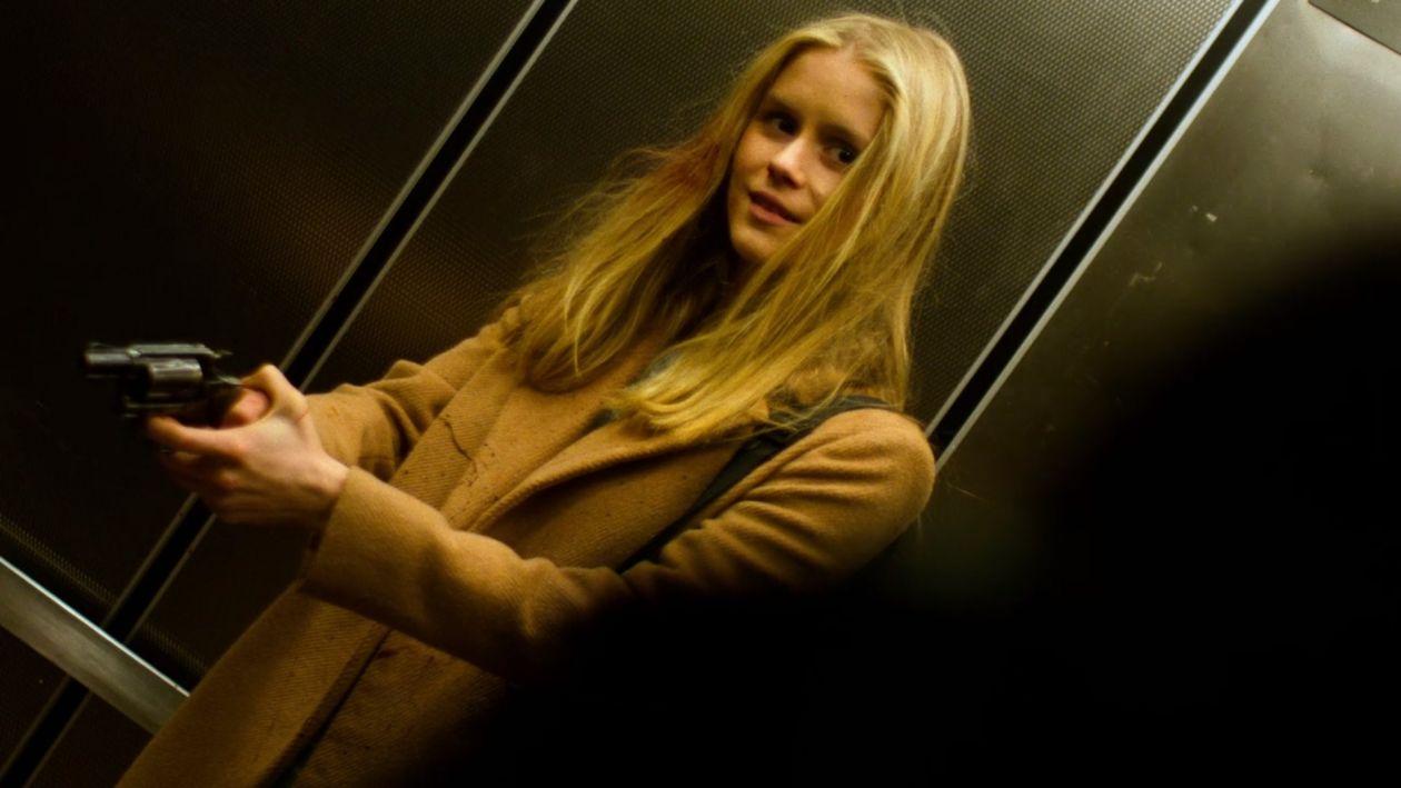 Erin Moriarty | Jessica Jones / Hope Shlottman