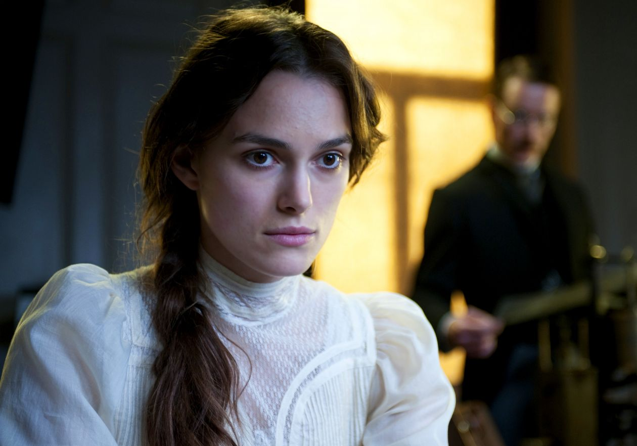 Keira Knightley : Sabina Spielrein   2011 / A Dangerous Method / David Cronenberg