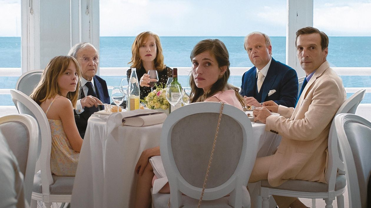Laura Verlinden 2017 : Happy End de Michael Haneke : Anaïs