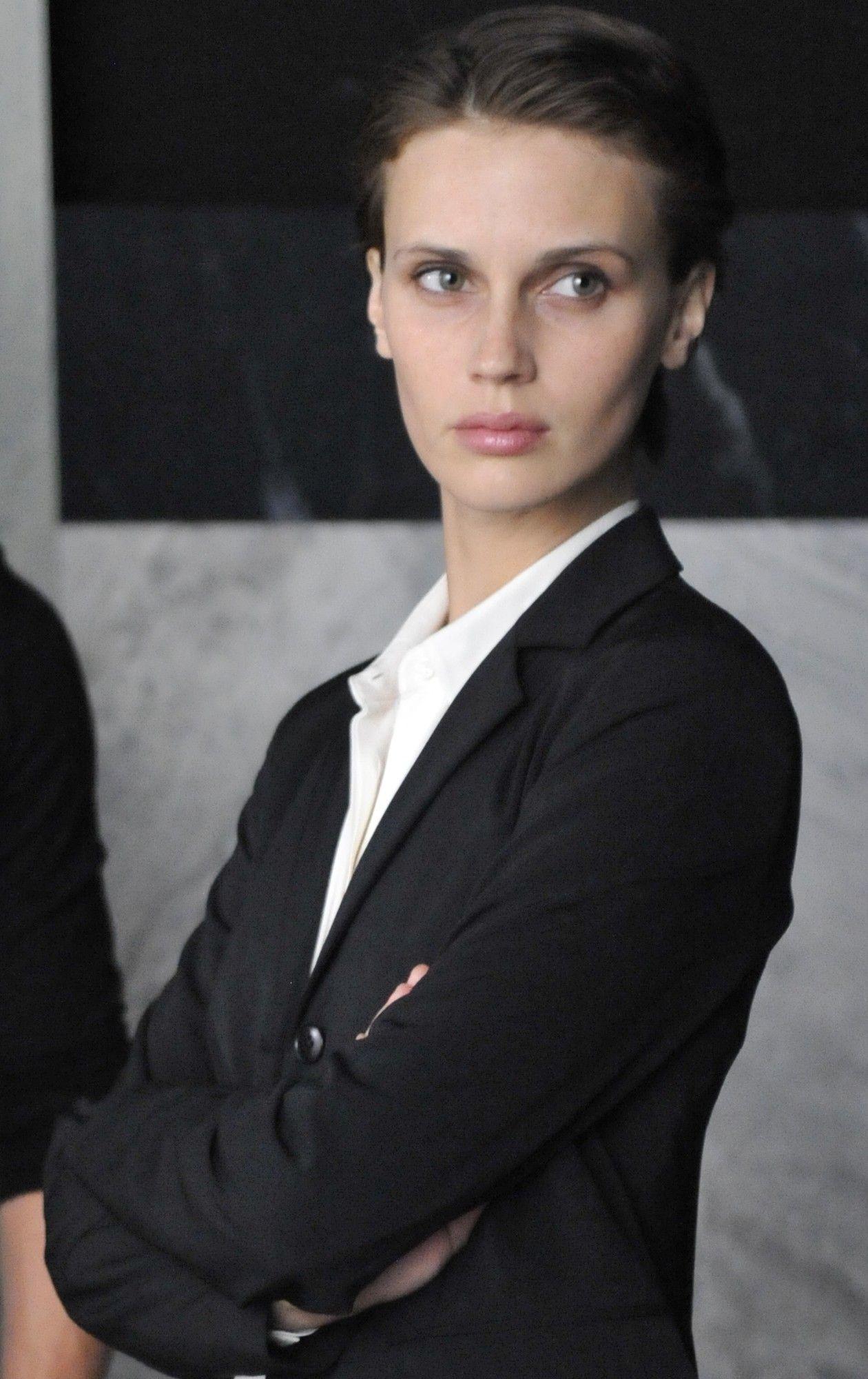 Marine Vacth French actress actrice comédienne | Double Lover / L'amant double  François Ozon, 2017