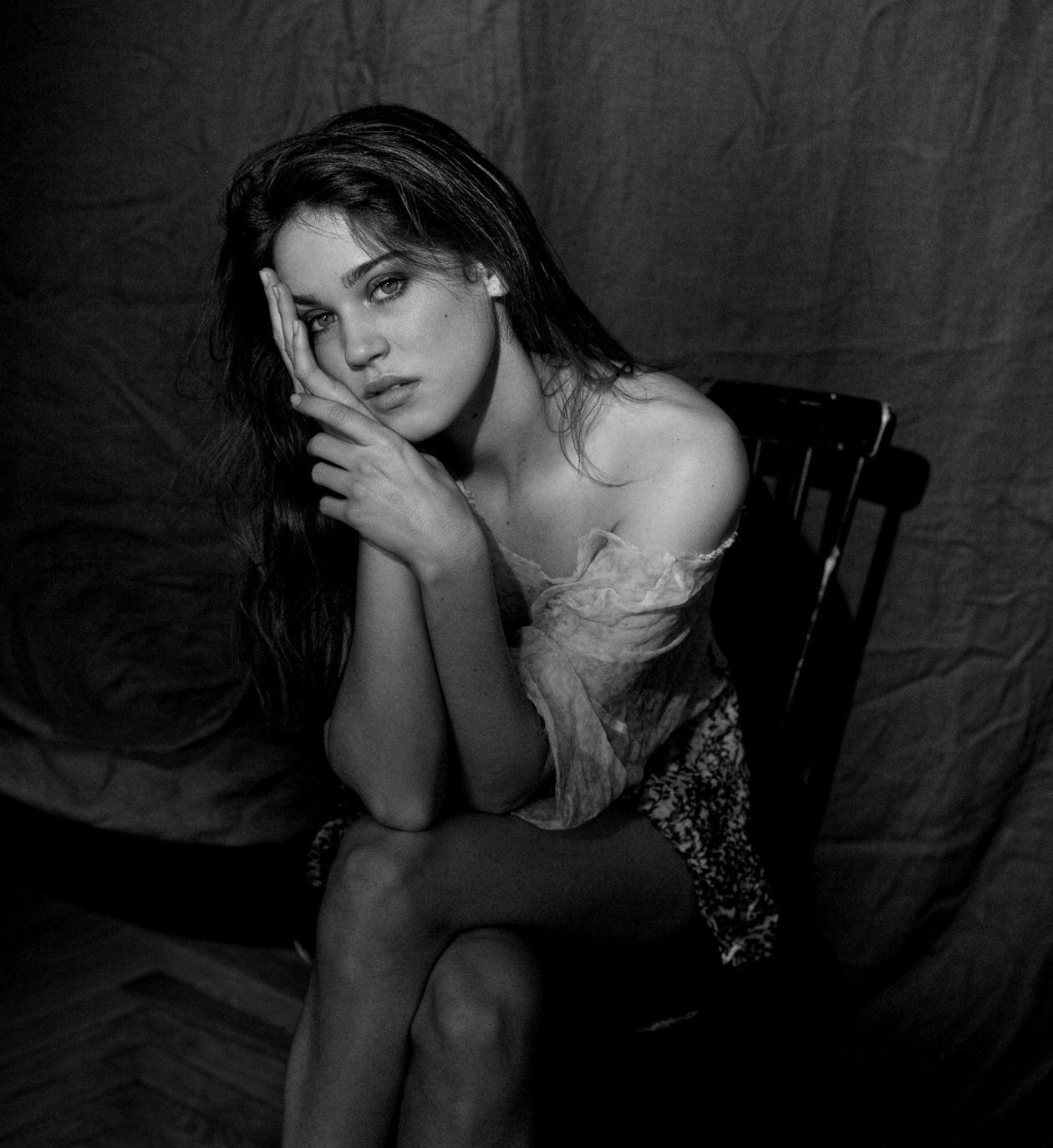 Matilda Anna Ingrid Lutz actress / Photo by Luigi Miano