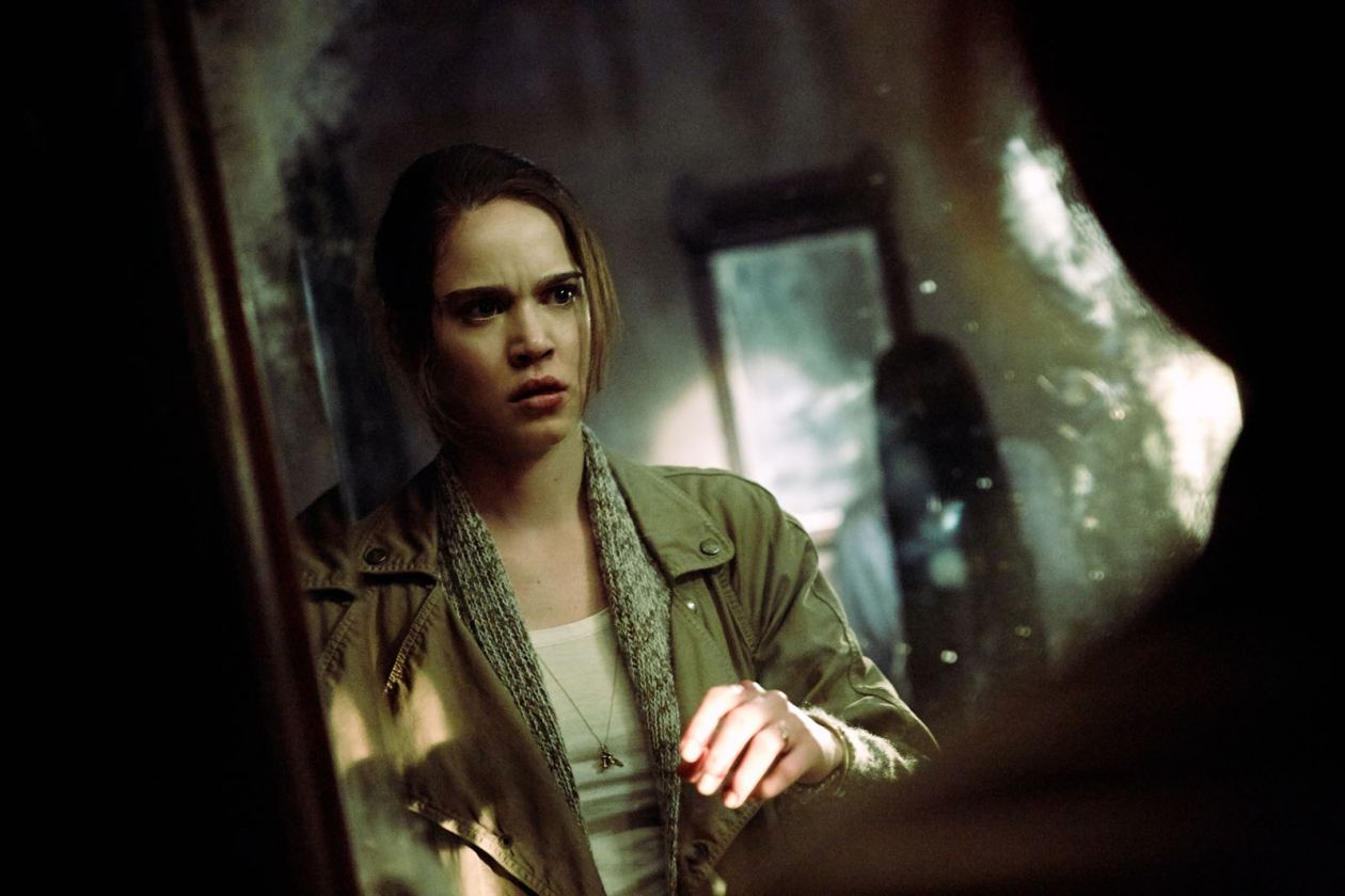 Matilda Lutz : Julia  RINGS / LE CERCLE  F. Javier Gutiérrez, 2017  (c) Paramount Pictures