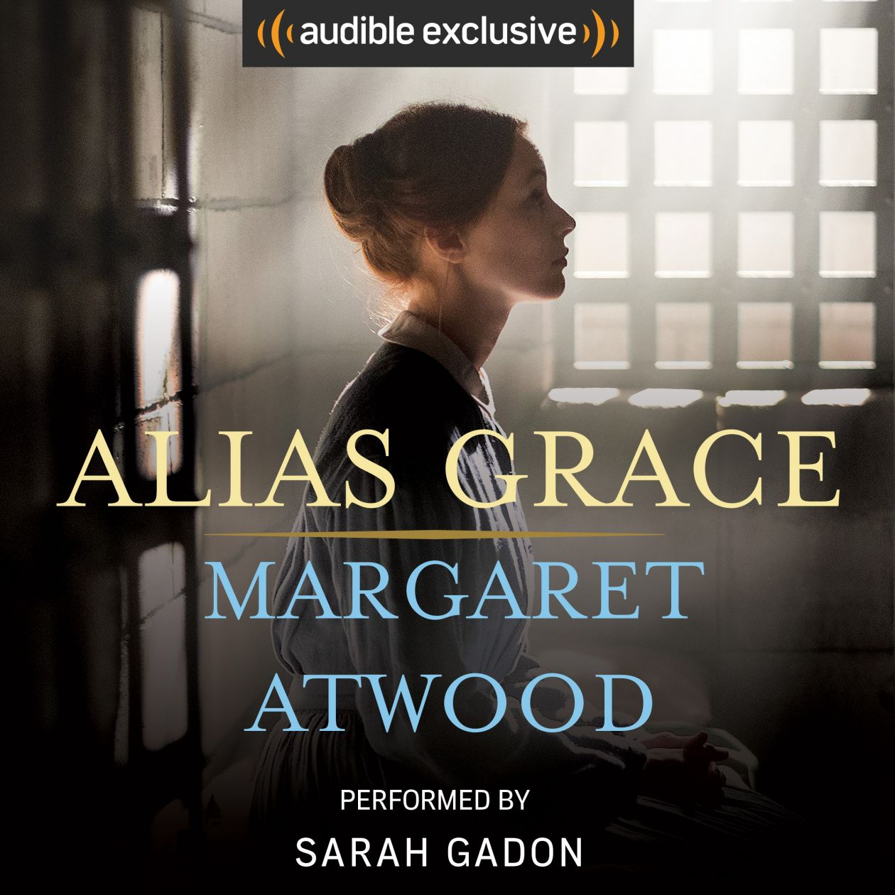 Sarah Gadon | Audiobook / English | Alias Grace / Margaret Atwood | Audible / 15 hours 56 minutes