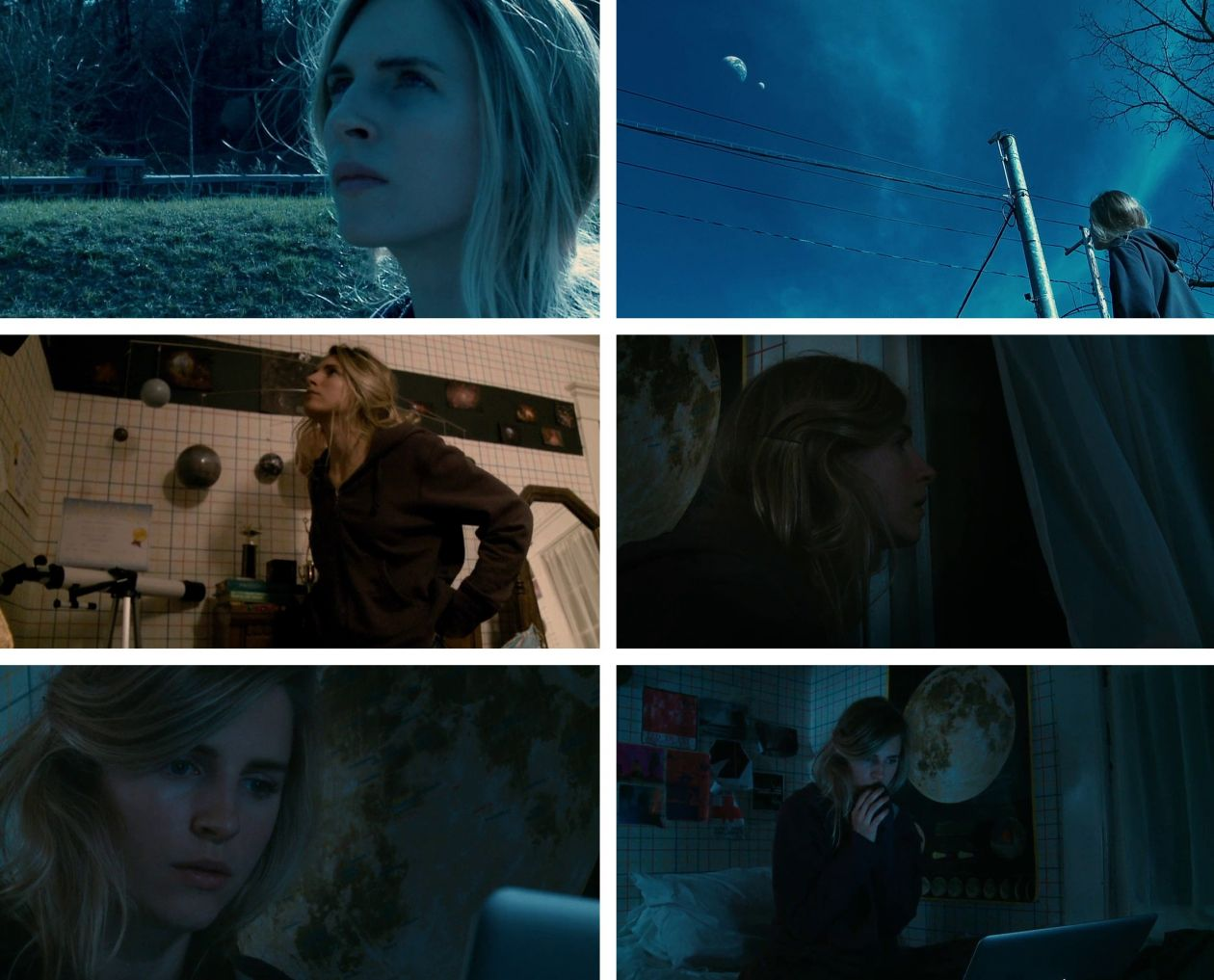 Brit Marling : Rhoda Williams  Another Earth / Mike Cahill 2011