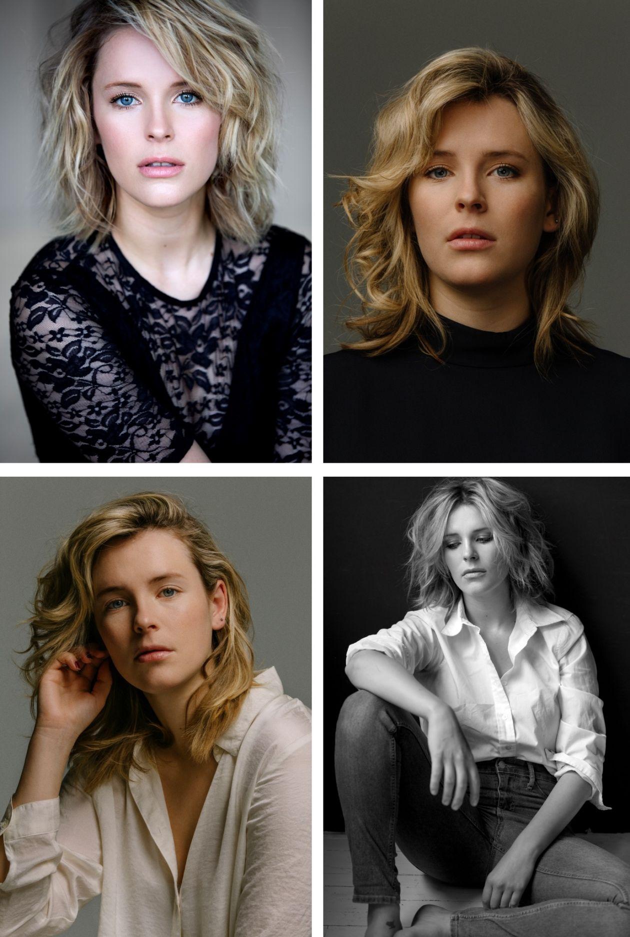 Charlotte Aubin Canadian actress / Actrice / Comédienne