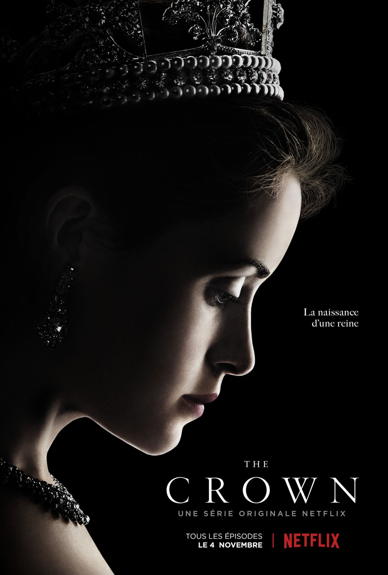 Claire Foy | The Crown : Queen Elizabeth II | NETFLIX 2016