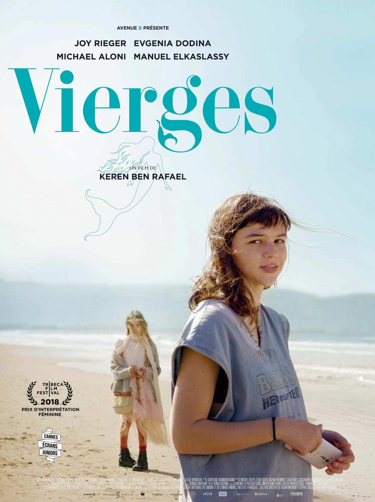 Joy Rieger / Lana   Vierges / Virgins / אין בתולות בקריות   Keren Ben Rafael