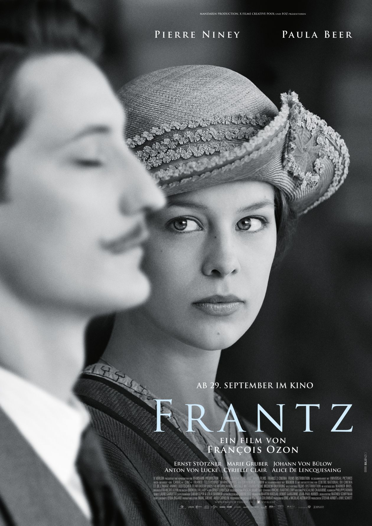 Paula BEER | FRANTZ | François OZON