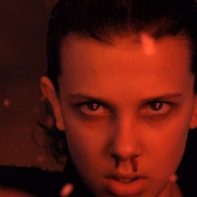 Millie Bobby Brown actress Eleven | Stranger Things : Eleven | NETFLIX 2016 2017