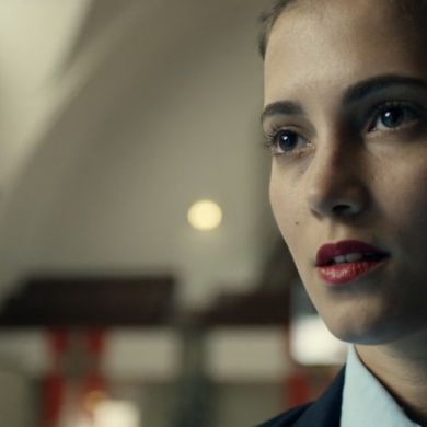 Sarah-Sofie Boussnina actress actrice comédienne / Kimmie | Department Q: The Absent One / Fasandræberne / Les enquêtes du Département V: Profanation | NETFLIX