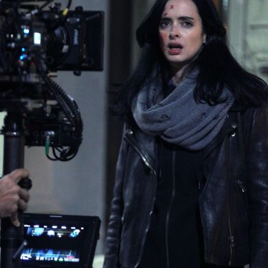 Krysten Ritter | The Defenders : Jessica Jones | NETFLIX 2017